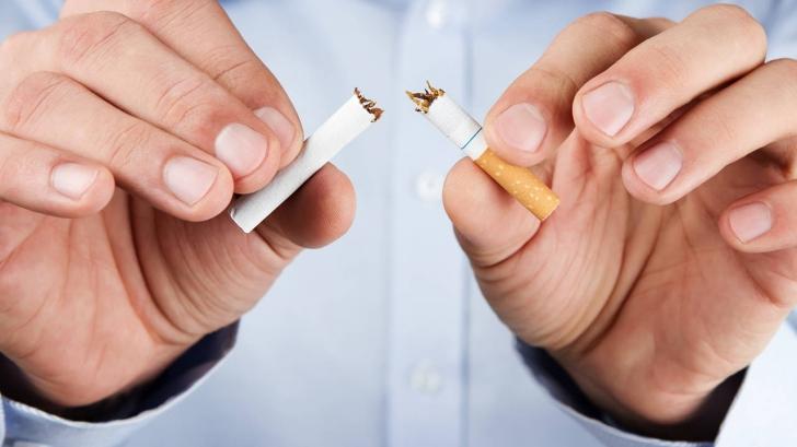 Ce se întâmplă în organism după ce te laşi de fumat