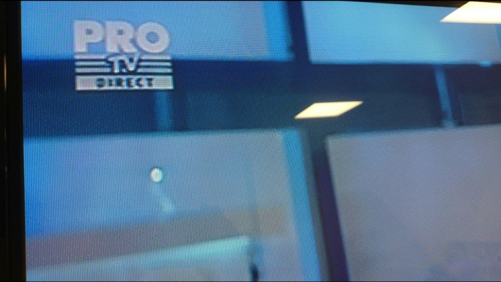 Moment istoric la Pro TV. Ce a apărut pe ecrane, vineri seară. Oamenii s-au frecat la ochi