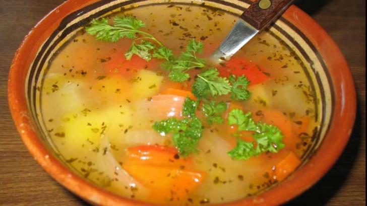 supa legume pentru slabit