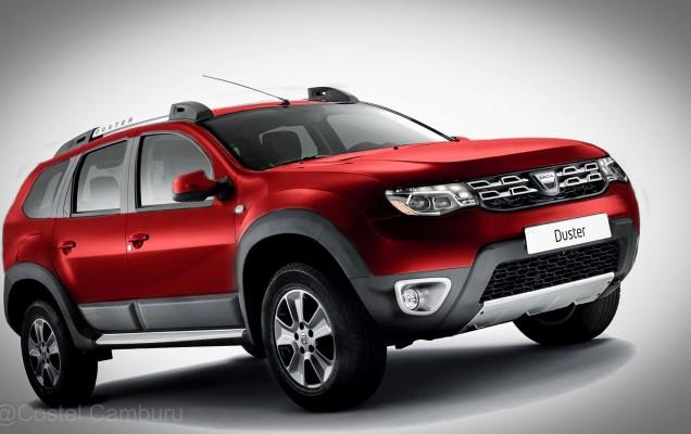 Cum arat noul duster 2017 ncepe o nou er pentru dacia for Dacia duster 2017 interni