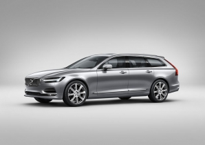 Noul Volvo V90