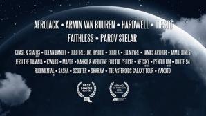 Untold 2016: Trupele Scooter şi Faithless, alături de Armin van Buuren, DJTiesto şi Hardwell