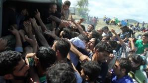 Circa 80 de imigranţi, descoperiţi de autorităţile belgiene la frontiera cu Franţa