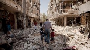 Turcia, pregătită să primească zeci de mii de sirieni care fug din Alep