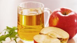 7 motive pentru care vei iubi oţetul din cidru de mere