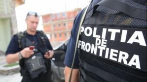 Suceava: Focuri de armă pentru reţinerea unor contrabandişti. Suspecţii au fugit în Ucraina