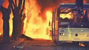 MAE: Nu au fost identificați cetățeni români printre victimele atentatului de la Ankara