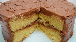 """Tortul """"Vrăjitoarea. Cea mai simplă reţetă de tort. Mod de preparare"""