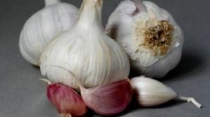 Usturoiul, alimentul-minune. Beneficii, proprietăţi, curiozităţi