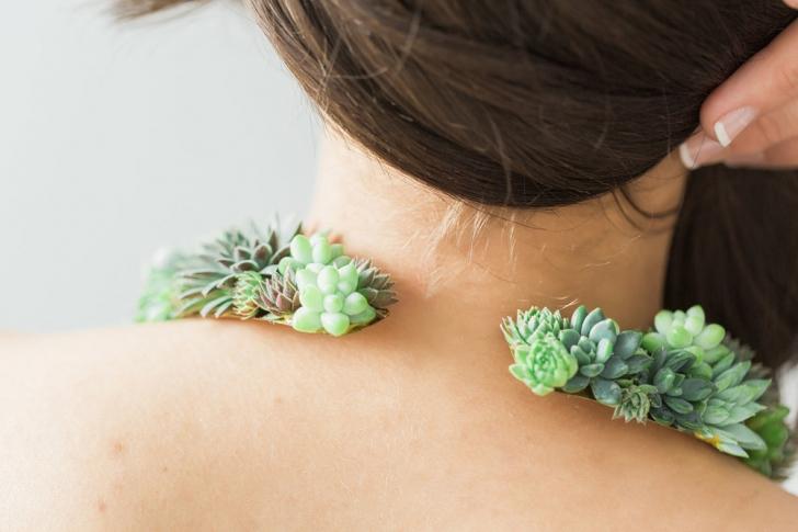 Bijuteriile organice care cresc în timp ce sunt purtate! Imagini fabuloase