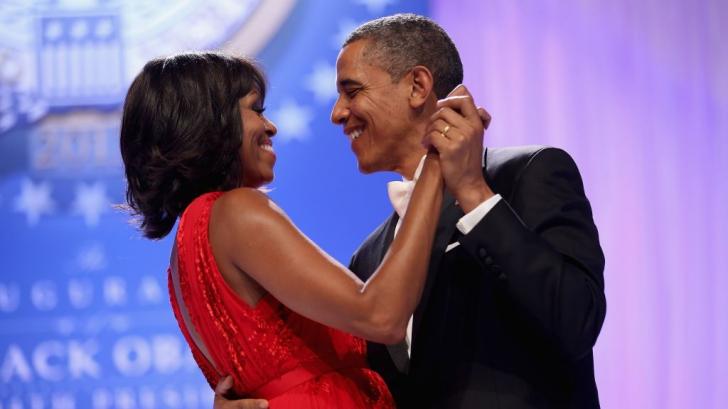 Mesajul lui Barack Obama pentru Michelle de Ziua Îndrăgostiţilor