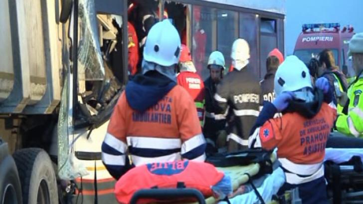 Accidentul cumplit de la Ploieşti. Parchetul a deschis dosar penal