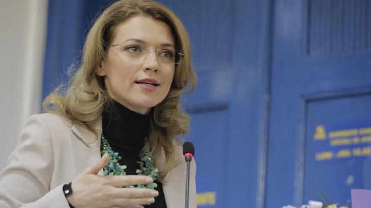 """Alina Gorghiu, despre candidaţii PSD la Bucureşti: """"O tocăniţă"""""""