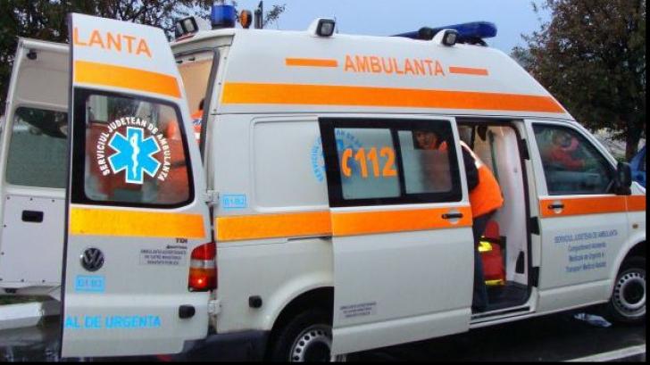 Accident de muncă în Constanța. Un muncitor a căzut în gol