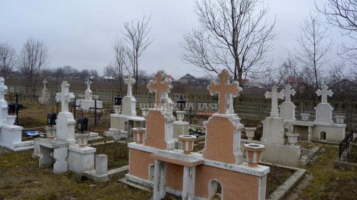 Au mers la cimitir şi au descoperit că mormântul dispăruse. Este şocant ce s-a întâmplat după aceea