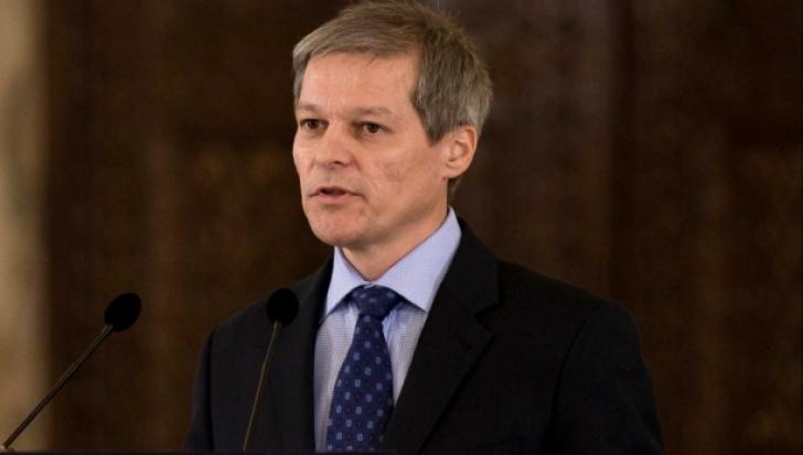 Cioloș, despre Legea salarizării: Vreau un proiect care să țină cont de posibilitățile bugetare