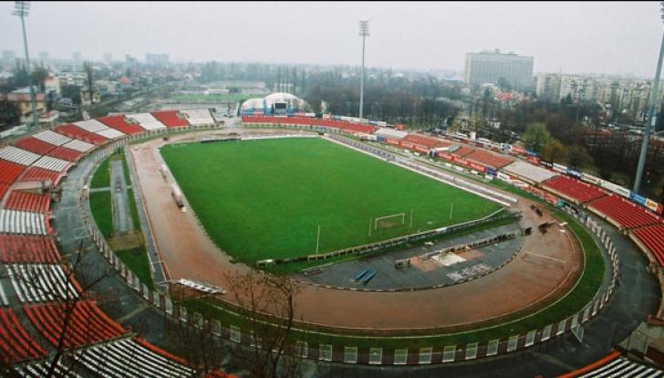 """Veşti pentru dinamovişti: stadionul din """"Ştefan cel Mare"""" va fi dărâmat"""