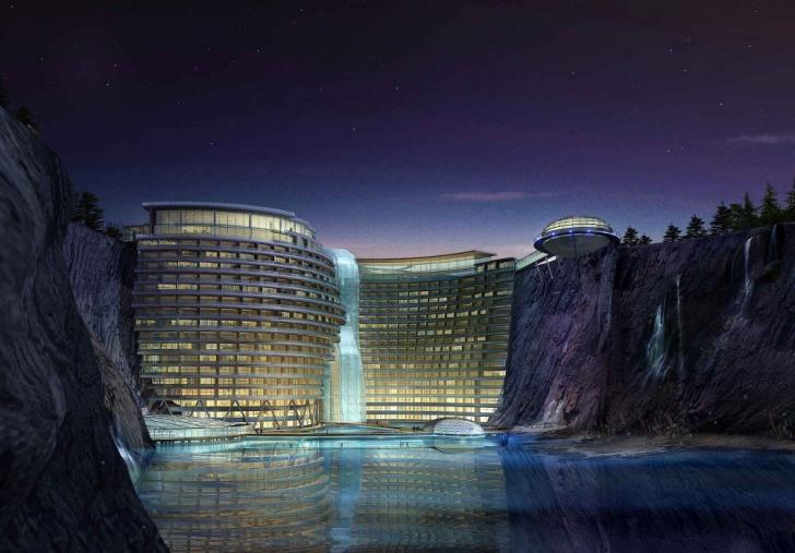 Cele mai spectaculoase clădiri aflate în construcţie pe glob! Îți taie respirația când le privești