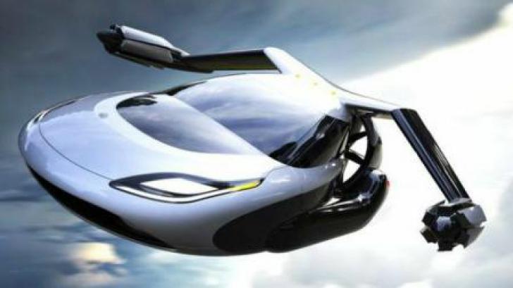 Când se va pune în vânzare primul automobil zburător