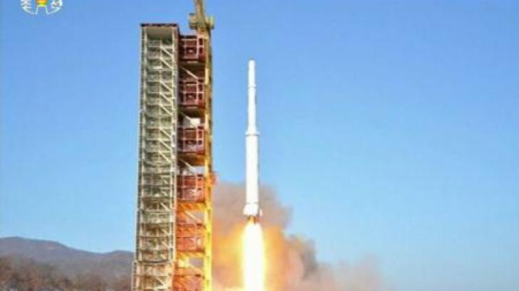 """Lovitură pentru """"marele lider"""" de la Phenian. Adevărul despre satelitul lansat duminică"""