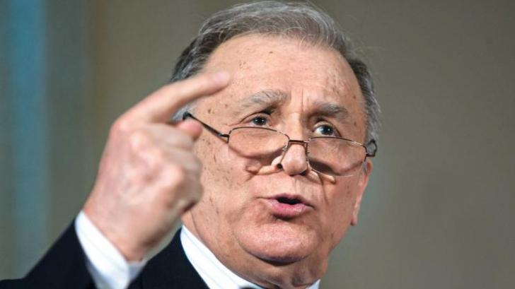 Iliescu, despre războiul din PSD: Nu este de folos nimănui conflictul acesta