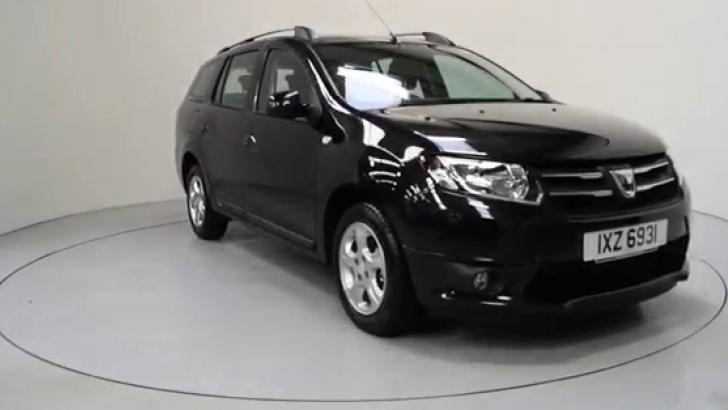 Lansare Dacia