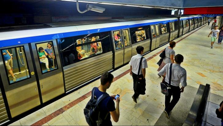Incident la metrou, joi dimineaţă. Anunţul făcut de Metrorex