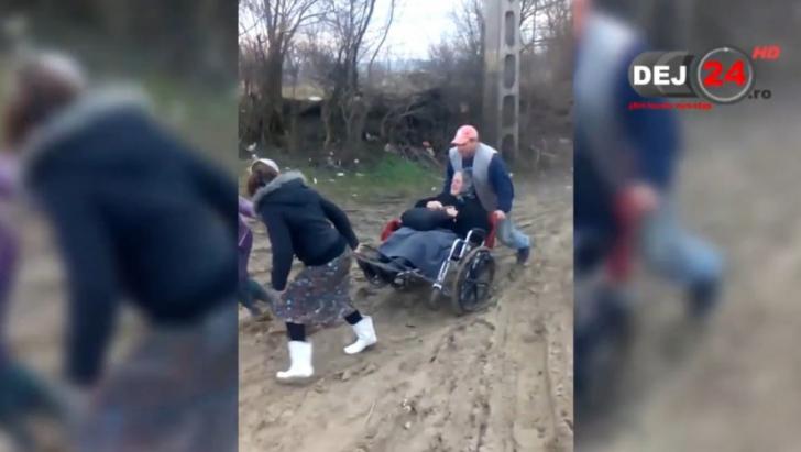 România 2016. Umilinţa pe care o îndură sătenii dintr-o localitate ca să ajungă la spital