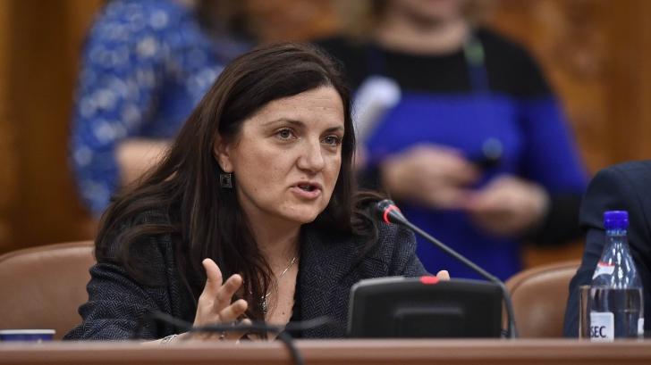 Raluca Prună, la bilanţul ANP: Legea executării pedepselor trebuie să fie o prioritate