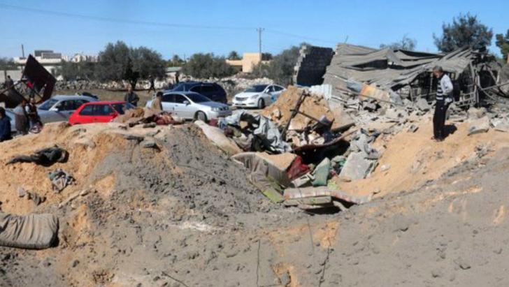 SUA: Bombardamentul american în Libia a împiedicat un atac al Statului Islamic în Tunisia