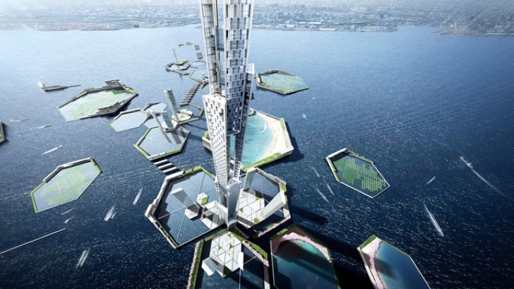 Tokyo in 2045