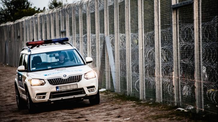 Ungaria închide trei puncte feroviare de trecere a frontierei cu Croația