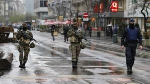 Atentatele de la Bruxelles: Şase suspecţi au fost arestaţi