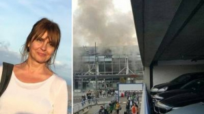 Ce a scris pe Facebook constănțeanca rănită în atentatele de la Bruxelles