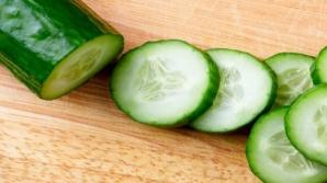 Dieta cu castraveţi te poate scapă de 6 kilgrame în două săptămâni