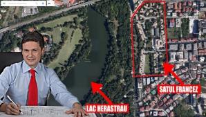 Primarul Răzvan Sava, pe cale să dea un tun de zeci de milioane de euro: vânzarea Satului Francez
