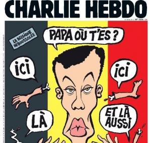 Coperta Charlie Hebdo