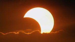 Eclipsă totală de soare pe 9 martie