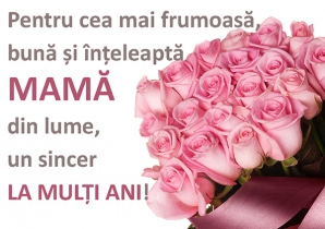 Mesaje şi Felicitări de Ziua Femeii. Cele mai frumoase sms-uri de 8 martie pentru mama şi soţii