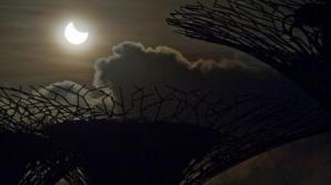 Demonii care devorează Soarele: Superstiții inspirate de fenomenele de eclipsă solară