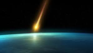Un obiect misterios va trece a doua oară prin apropierea Pământului