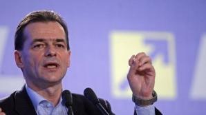 Ludovic Orban: Mă aştept de la Guvernul Cioloş să organizeze alegeri corecte