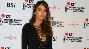 Mădălina Ghenea, apariţie sexy într-o rochie românească la Monte Carlo