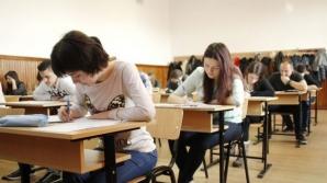 Note Simulare Evaluare Națională 2016. 50% din elevii din Bucureşti au luat note peste 5