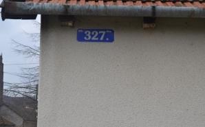Străzi cu cifre