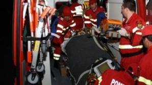 Un călugăr a accidentat două femei pe trecerea de pietoni