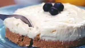 Se topește în gură! Cum prepari un cheesecake apetisant din doar 6 ingrediente