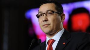 Dosarul pentru retragerea titlului de doctor al lui Ponta, retrimis la Ministerul Educaţiei