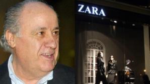 Patronul Zara, Amnacio Ortega