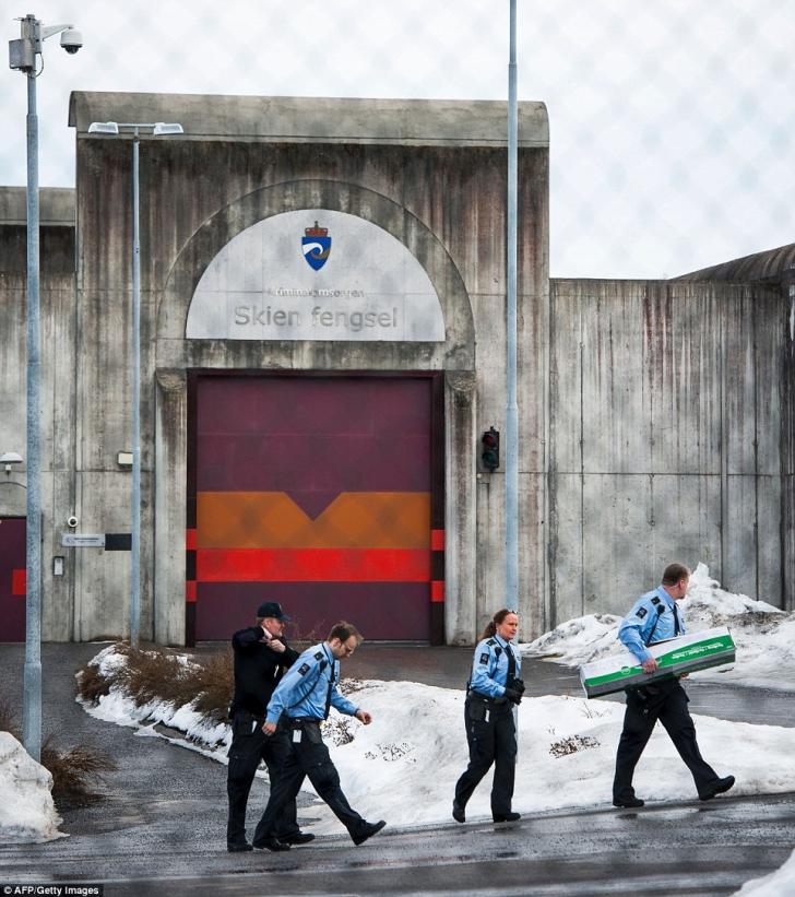 Închisoarea de la Skien